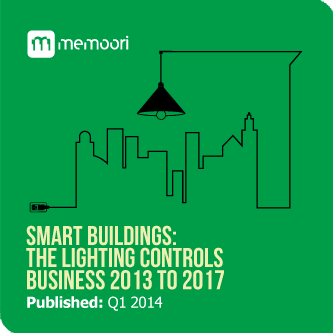 Smart Buildings: The Lighting Controls Business 2013 to 2017